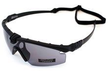 Photo Lunettes Battle Pro Thermal Noir/Smoke avec insert - Nuprol