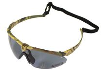 Photo Lunettes Battle Pro Thermal Camo/Smoke avec insert - Nuprol