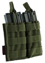 Photo Pouch pmc double charger M4 Green np