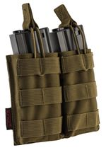 Photo Pouch pmc dual charger M4 tan np