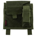 Pouch pmc admin pouch Green np