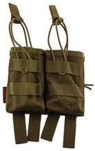 Pochette pmc double chargeur G36 tan np