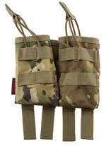 Pouch pmc dual charger G36 camo np