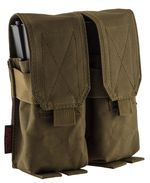 Photo Pouch pmc closed double charger M4 tan np