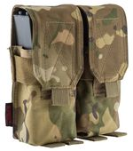 Photo Pouch pmc closed double charger M4 camo np