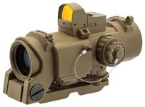 Photo Point rouge np phantom f dr 4 x 32 tan et dot sight