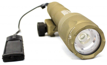 Photo Lampe tactical pistolet nx600l tan - Nuprol