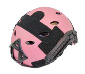 Photo Casque fast railed rose ce