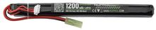Photo Batterie LiPo  round stick 11,1 v/1200 mAh