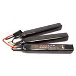 Photo Batterie LiPo 11,1 v 3000 mah nunchuck 20 c