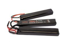 Photo Batterie LiPo 11,1 v 3300 mah nunchuck 20 c