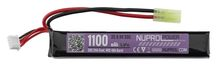 Photo Batterie Li-Fe 9,9 v 1100 mah 20c slim stick