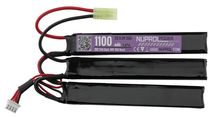 Photo Batterie Li-Fe power 9,9 v 1100 mah 20 c nunchunck