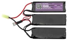 Batterie Li-Fe power 9,9 v 1500 mah 25 c nunchunck
