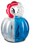Photo Swap Bubble Foot enfant - Kit de 2 petites boules gonflables