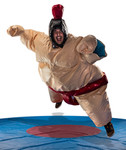 Photo SUMO Fighter - Kit de 2 costumes de sumo adultes