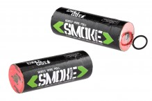 Smoke double outlet Green - Enola gaye
