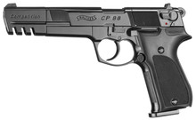 Pistolet CO2 Walther CP88 Match noir cal. 4,5 mm
