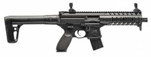 Carabine Sig Sauer MPX Co2 4,5 mm plombs