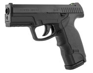 Photo Pistolet CO2 Steyr Mannlicher M9-A1 noir BB's cal. 4,5 mm