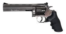 Revolver CO2 Dan Wesson steel grey 6'' cal. 4,5 mmRevolver CO2 Dan Wesson steel grey 6'' cal. 4,5 mm