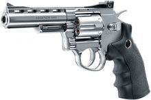 Revolver CO2 Legends S40 4'' chromé cal. 4,5 mmRevolver CO2 Legends S40 4'' chromé cal. 4,5 mm