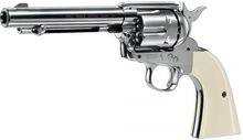 Revolver CO2 Colt Simple Action Army 45 nickel cal. 4.5 mmRevolver CO2 Colt Simple Action Army 45 nickel cal. 4.5 mm