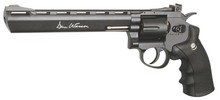 Revolver CO2 Dan Wesson noir 8'' BB's cal. 4,5 mmRevolver CO2 Dan Wesson noir 8'' BB's cal. 4,5 mm