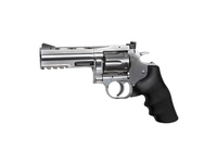 Revolver CO2 Dan Wesson silver 4'' cal. 4,5 mmRevolver CO2 Dan Wesson silver 4'' cal. 4,5 mm