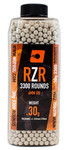Photo Billes RZR 0. 30 g bouteille 3300 bbs - NUPROL
