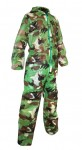 Combinaison jetable adulte camo XL