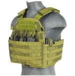 Photo Veste Plate Carrier 1000D OD
