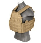 Photo Plate Carrier 69T4 tan 1000D