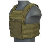 Photo Gilet Plate Carrier Speed Attack od 1000D