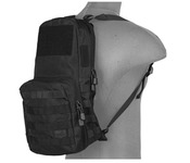 Photo 1000D Molle hydrobag Backpack Black