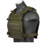 Photo Gilet léger Plate carrier OD 1000D