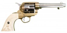 Réplique décorative Denix de Revolver Peacemaker 1873