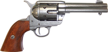 Photo Réplique décorative Denix de Revolver Peacemaker américain cal.45