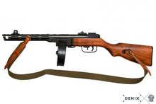 Photo Réplique décorative Denix Mitrailleuse Russe PPSH-41