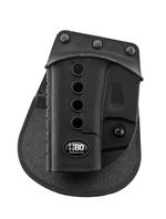 Photo Holster retention pro roto + paddle pour S19 Gauche - BO manufacture