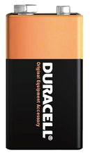 Photo Pile 6LR61 9 volts - Duracell