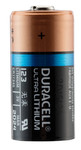 CR123 Lithium Battery 3 Volts - Duracell