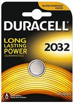 Photo Piles CR2032 3 volts - Duracell