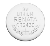 Lithium battery CR2430 3 volts