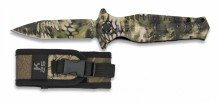 Photo Couteau tactique pliant Camo Kryptek Mandrek