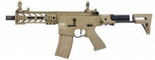 Photo AEG LT-34 Proline GEN2 Enforcer Battle Hawk PDW 7 'Tan