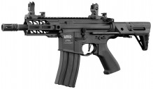 Photo AEG LT-34 Proline GEN2 Enforcer Battle Hawk PDW 4' Black