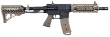 Tippmann TMC 68 Dark Earth with stock for 0,2L air tank