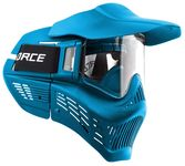 Photo Masque vforce armor bleu