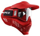 Photo Masque vforce armor rouge